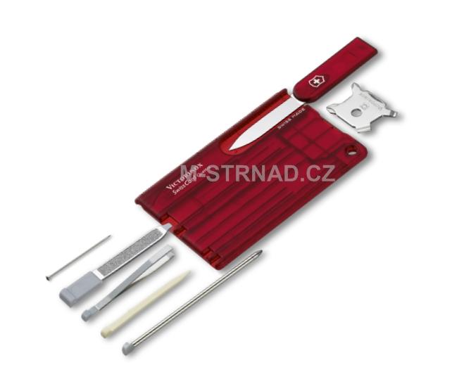 Victorinox SwissCard Quattro 7200.T