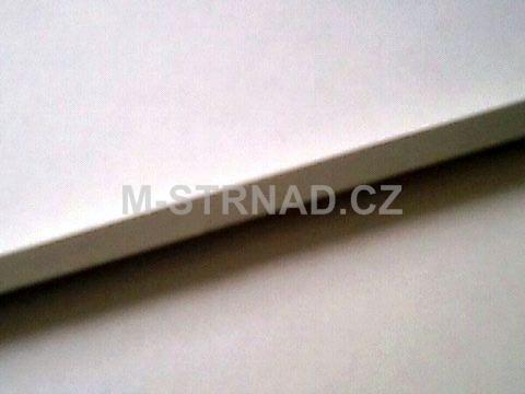 Praková guma 6x6 mm šedá